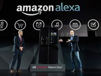 Alexa will be integrated into LG's next smart fridge