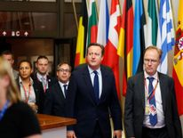 Sir Ivan Rogers was appointed to Brussels in 2013 by the then PM David Cameron