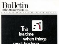 A cover of the Bulletin from January 1984