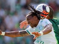 The friendly between Chapecoense and Palmeiras ended in a 2-2 draw