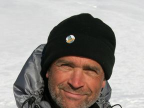 Undated family handout photo of army officer Henry Worsley, 55, from Fulham, London, who has died in an Argentinian hospital after suffering from exhaustion and dehydration 30 miles short of crossing the Antarctic unsupported