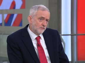 Jeremy Corbyn warns of huge jobs losses without single market access
