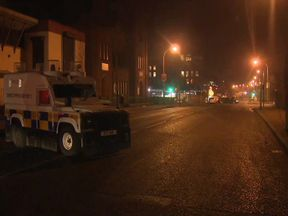 Crumlin Road has been closed while police investigate