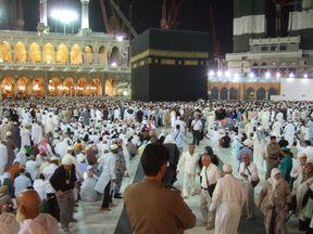 Mecca. Pic: Anwar Tambe