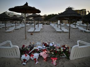 A total of 38 people were shot dead by the gunman in Sousse in 2015