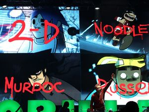 Gorillaz return from captivity with Hallelujah Money