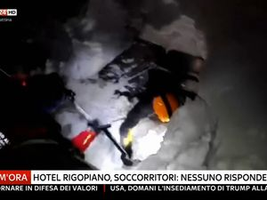 'Help, we are dying': Texts from inside avalanche-hit hotel in Italy