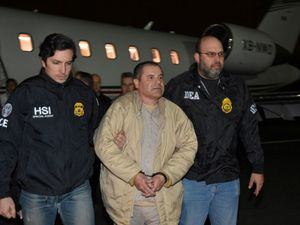 Drug lord 'El Chapo' pleads not guilty in New York courtroom