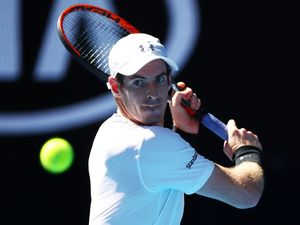Andy Murray makes winning start at Australian Open
