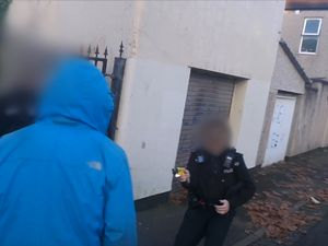 Police Taser their own race relations leader in Bristol