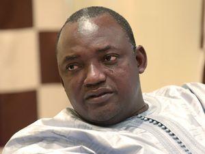 Ex-Argos employee Adama Barrow to be sworn in as Gambia president
