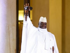 Gambia's longtime leader agrees to step down