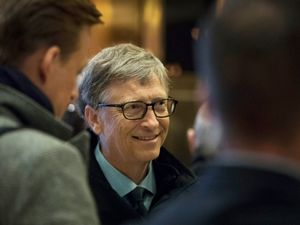 Eight billionaires own same as poorest half of the world - Oxfam