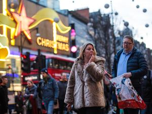 Retail sales fell sharply as prices jumped before Christmas