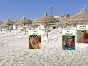 Tunisia inquests: 'First victims didn't stand a chance'
