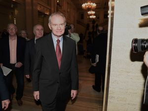 Martin McGuinness announces retirement from frontline politics