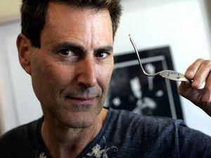 Psychic spoon-bender Uri Geller 'convinced' CIA