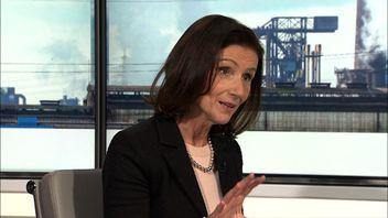 Carolyn Fairbairn is director-general of the CBI