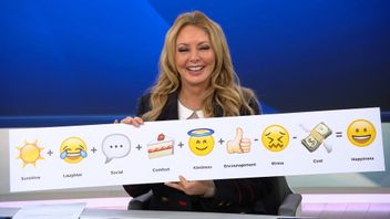 Carol Vorderman's Blue Monday formula