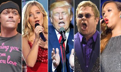 Trump inauguration: Which artists will and won't perform