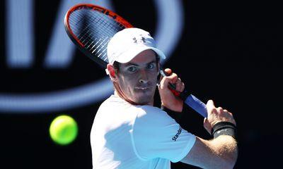 Andy Murray makes winning start at Australian Open