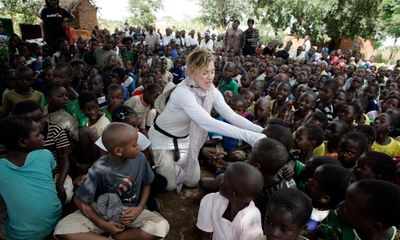 Madonna Applying to Adopt Two More Children from Malawi