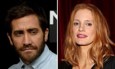 Gyllenhaal and Chastain team up for hit video game adaptation