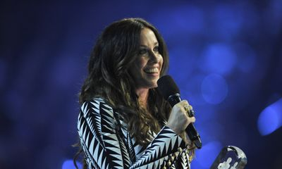 Alanis Morissette's manager admits stealing from singer