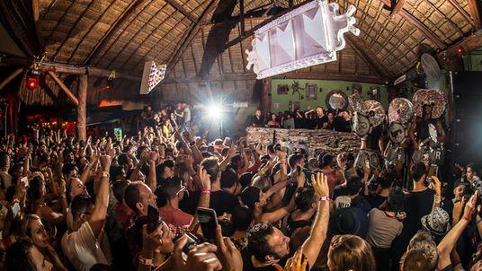 The BPM 2017 was the festival's 10th anniversary at Playa del Carmen, Mexico