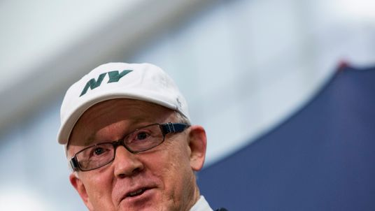 New York Jets owner Woody Johnson