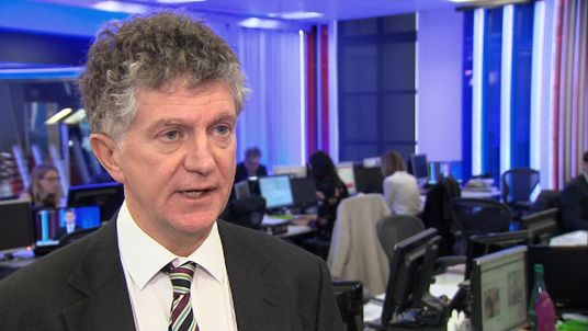 Former Number 10 Chief of Staff, Jonathan Powell
