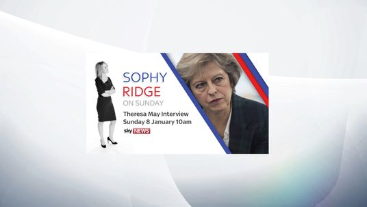 Sophy Ridge promo
