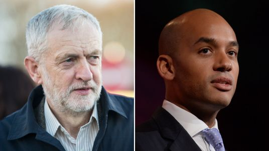 Labour leader Jeremy Corbyn has been defied by 43 of his MPs, including Chuka Umunna