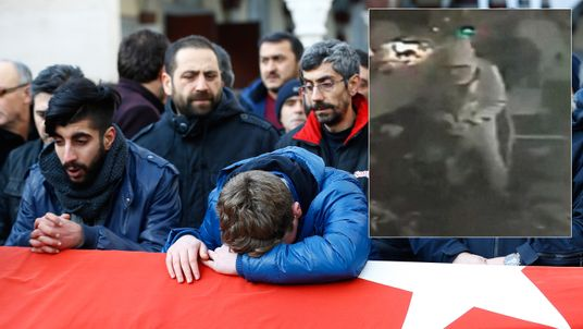 Turkey says it has identified gunman in New Year's Day massacre