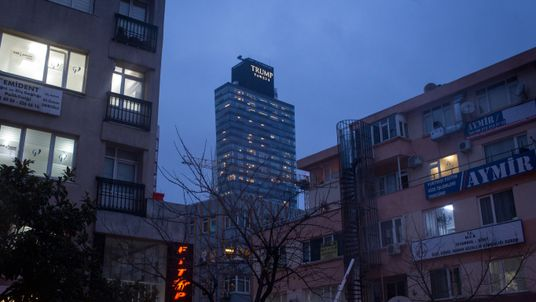 Trump Towers, Istanbul