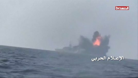 Two persons killed in Houthis attack on Saudi ship in Yemen - coalition