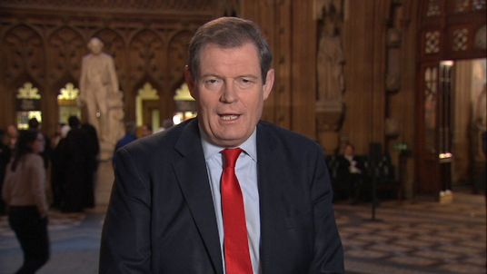 Sky's Jon Craig is in the House of Commons for the Brexit debate.