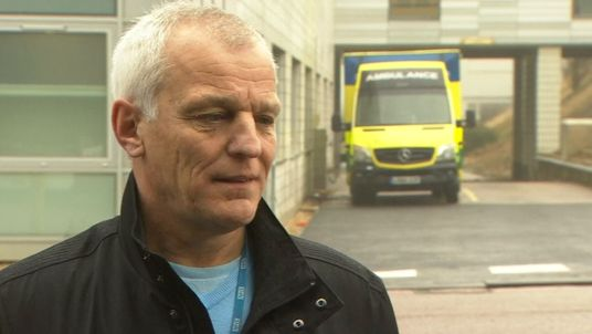 Keith Willett rejects claims NHS faces a humanitarian crisis