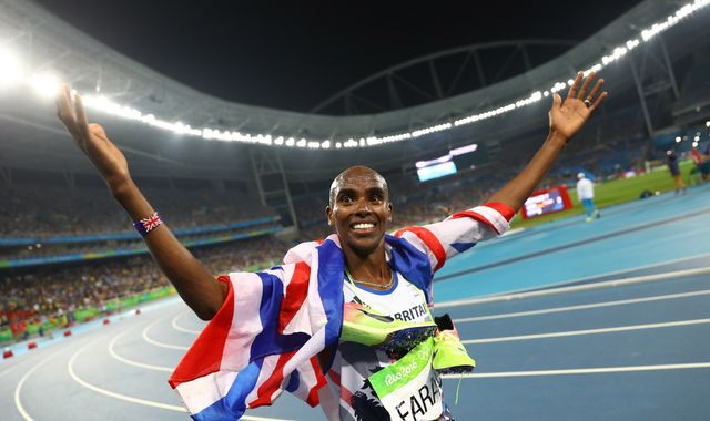 Sir Mo Farah 'annoyed' at leaked coach doping report