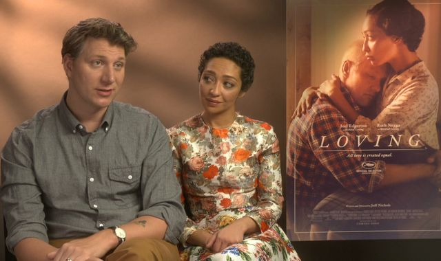 Loving director Jeff Nichols 'desperate for equality'