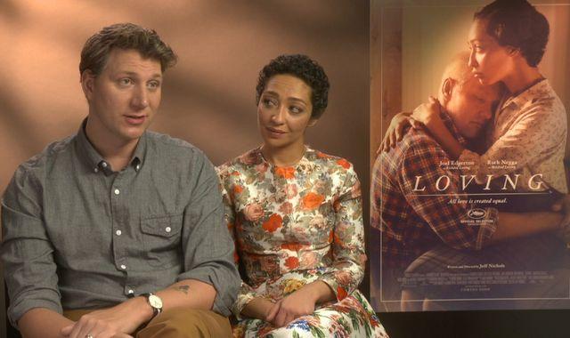 Loving director Jeff Nichols 'desperate for equality'