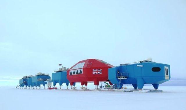Britain's Antarctic base Halley VI to shut over ice crack concerns