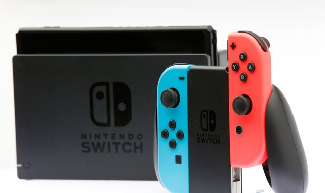 Nintendo Switch targets competitors in console fightback