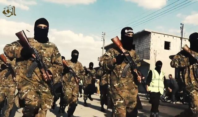 UK 'steps up fight against Islamic State' as millions freed