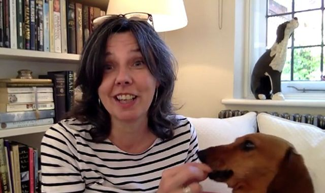 Murder accused 'claimed two men abducted author Helen Bailey'