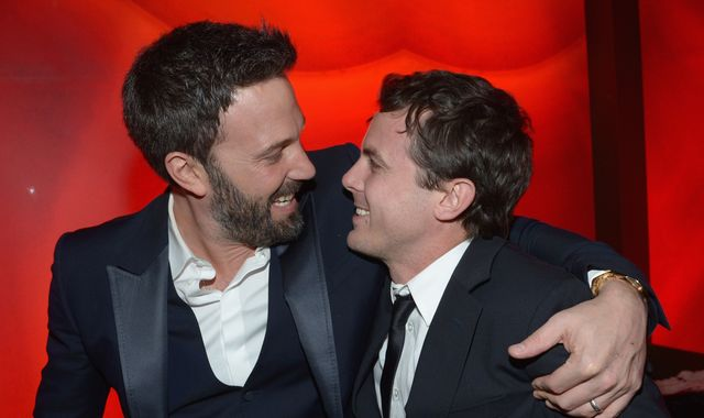 Ben Affleck 'so happy' for award-winning brother Casey