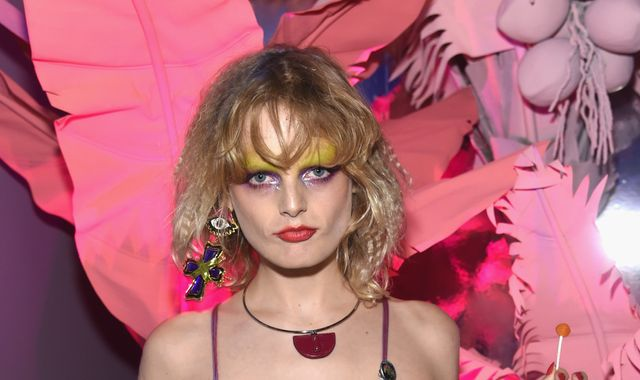 Top model Hanne Gaby Odiele reveals she was born intersex