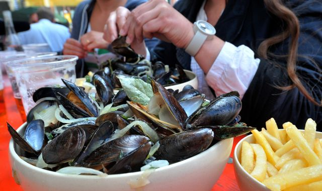Microplastics in seafood could be a health risk, experts fear