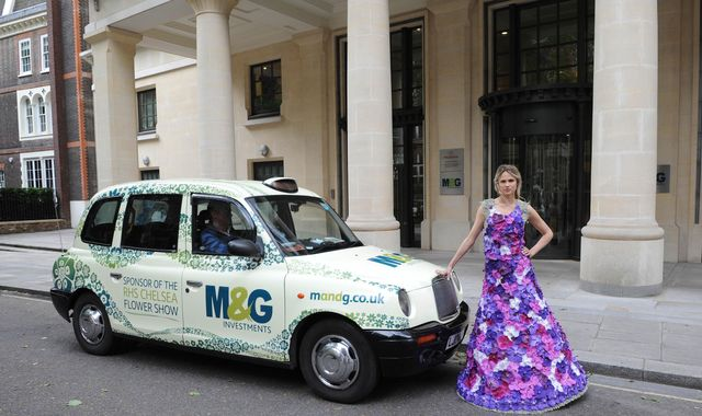 M&G ends blossoming Chelsea Flower Show deal