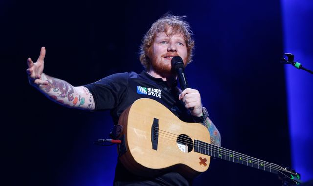 Ed Sheeran shares release date for new album Divide